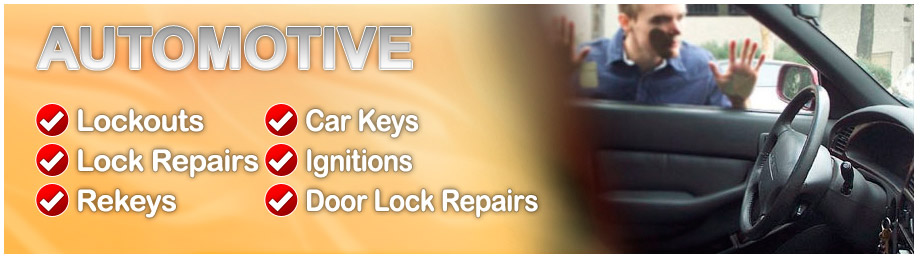 Automotive CT Locksmith